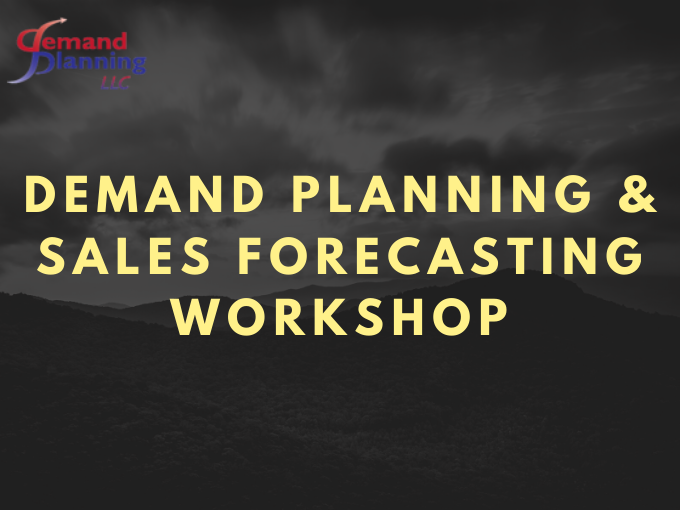Demand Planning Workshop