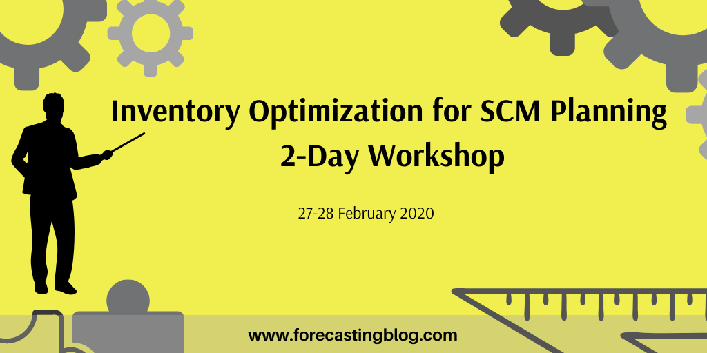 Inventory Optimization for Supply Chain Planning Workshop