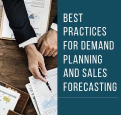 Demand Planning, Sales Forecasting, Predictive Analytics, Demand Metrics
