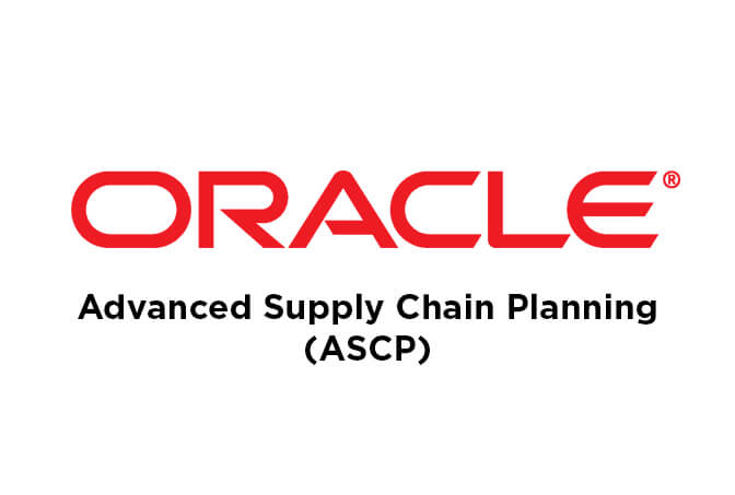 Oracle-ASCP